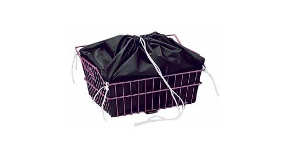 Unix Wkładka do koszyka miękka Akcesoria do kufrów i koszy  czarny